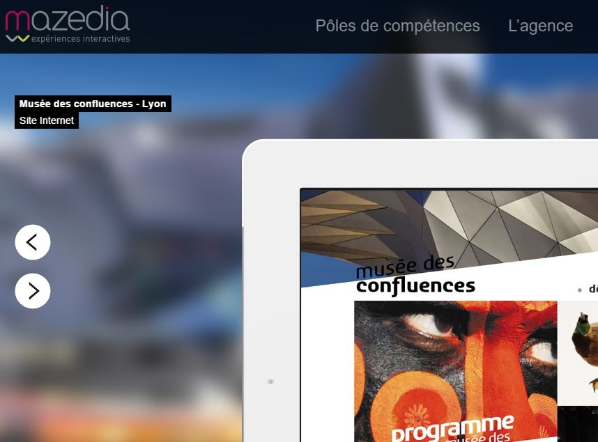 Mazedia, Agence communication multimedia - Nantes